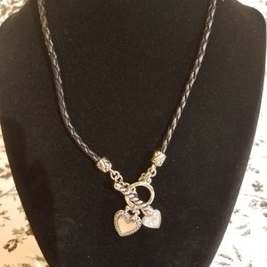 Lia Sophia  heart necklace  jp14